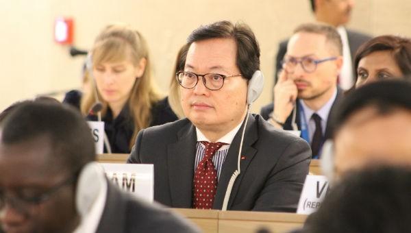 Việt Nam tích cực tham gia công việc chung của Hội đồng Nhân quyền LHQ
