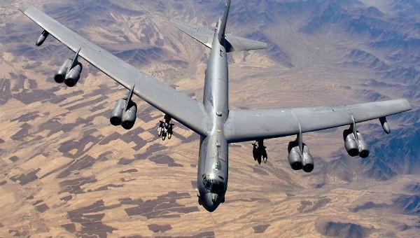 Máy bay ném bom chiến lược Mỹ thử nghiệm tương tác hỏa lực ở Estonia