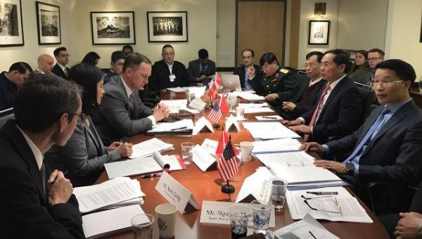 Việt – Mỹ Đối thoại Chính trị - An ninh - Quốc phòng lần thứ 10