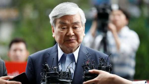Chủ tịch hãng hàng không Korean Air qua đời