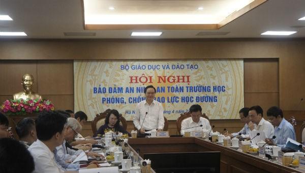19.980 người tham gia Hội nghị trực tuyến bàn giải pháp phòng chống  bạo lực học đường