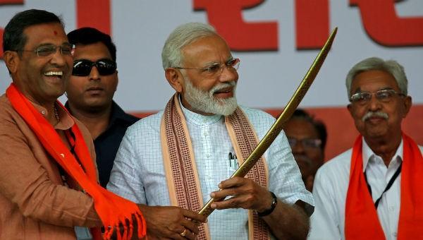 Ấn Độ tuyên bố sở hữu bom khủng 'mẹ của các loại bom hạt nhân'