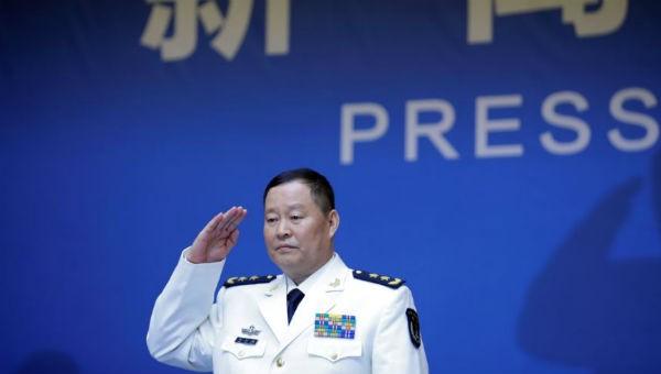 Trung Quốc phô diễn nhiều tàu chiến mới dịp kỷ niệm 70 năm thành lập hải quân