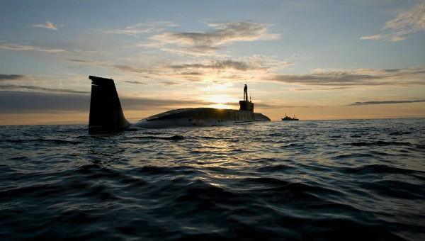"""Nga muốn trang bị tên lửa hành trình cho tàu ngầm hạt nhân """"nguy hiểm nhất thế giới"""""""