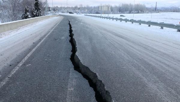 Siêu động đất sắp xảy ra ở Mỹ?