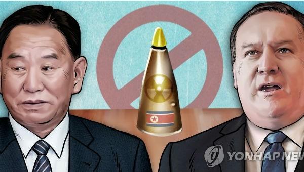 """Mỹ lên tiếng sau tin Triều Tiên bất ngờ thay """"cánh tay phải"""" đàm phán của ông Kim Jong-un"""