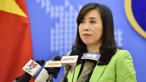 Người Phát ngôn Bộ Ngoại giao nói về sức khoẻ của Tổng Bí thư, Chủ tịch nước Nguyễn Phú Trọng