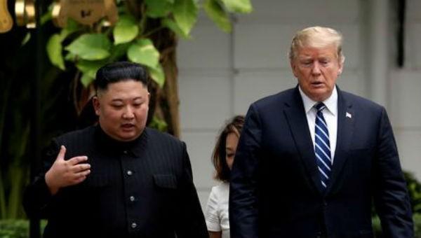 Tổng thống Mỹ Trump lên tiếng sau khi Triều Tiên thử tên lửa - Ảnh 1