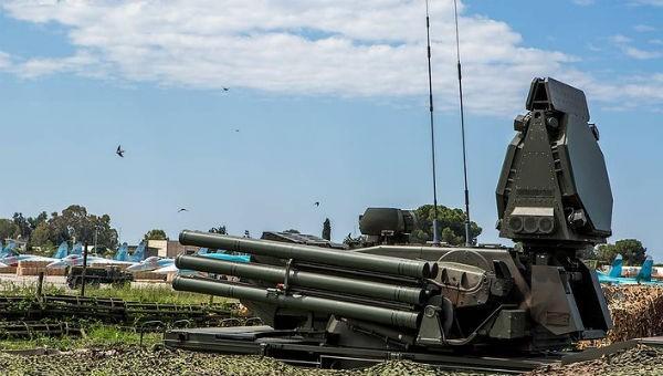 Căn cứ không quân Nga ở Syria 2 lần trong ngày bị nã tên lửa