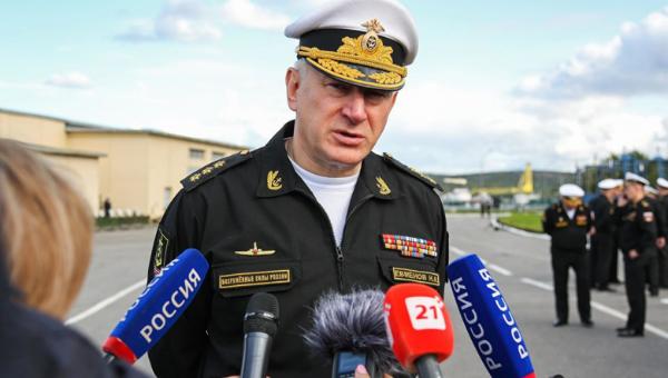 Tổng thống Nga Putin thay thế nhân sự quan trọng
