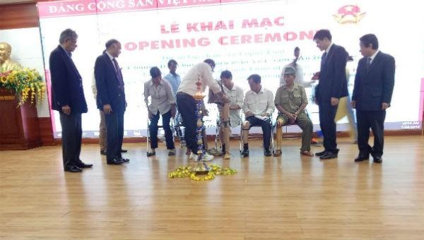 500 người khuyết tật Việt Nam sẽ được Chính phủ Ấn Độ hỗ trợ lắp chân giả miễn phí