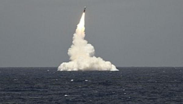 Mỹ thử tên lửa mạnh nhất của hải quân, phá hủy được cả một đất nước?