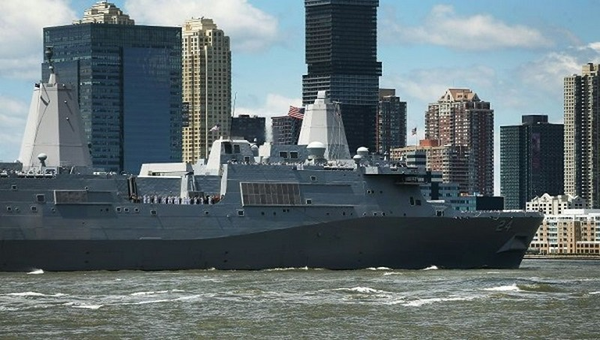 Mỹ điều tàu tấn công, tên lửa tới Trung Đông, giáo sỹ Iran dọa phá hủy hạm đội của Washington