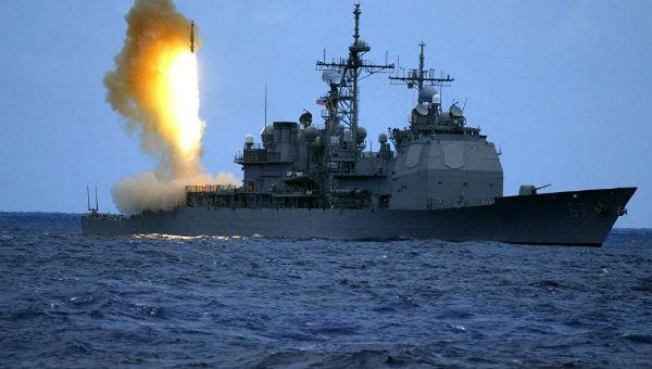Mỹ bắn tên lửa đánh chặn tối tân trong tập trận chung với NATO