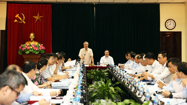Bộ Ngoại giao chủ động đóng góp xây dựng đường lối đối ngoại Đại hội Đảng XIII