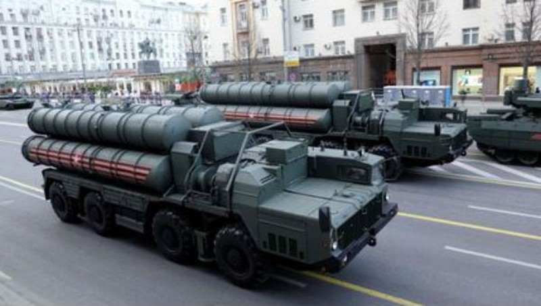 Thổ Nhĩ Kỳ hoãn nhận hệ thống tên lửa S-400 của Nga vì Mỹ?