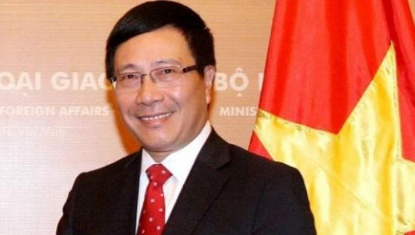 Phó Thủ tướng, Bộ trưởng Ngoại giao Phạm Bình Minh sắp thăm Cuba, Mỹ
