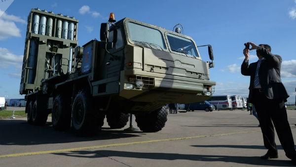 Bất ngờ về thông tin Iraq quyết định mua 'rồng lửa' S-400 của Nga