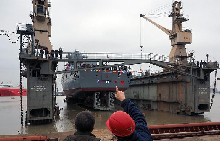 """""""Siêu tàu"""" Nga mang 16 tên lửa """"vượt mọi hệ thống phòng không"""" bước vào thử nghiệm mới"""