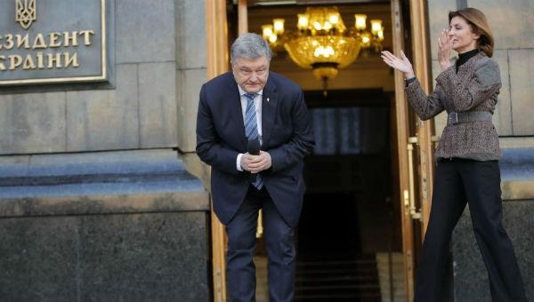 Chưa rời chức, Tổng thống Ukraine đã đối mặt rắc rối nghiêm trọng
