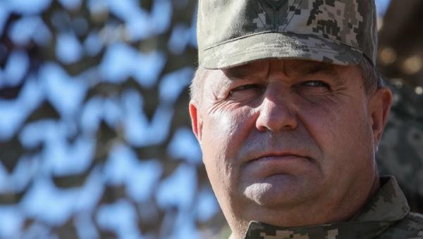 Bộ trưởng Quốc phòng Ukraine bất ngờ từ chức sau lễ nhậm chức của tân tổng thống