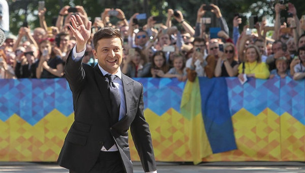 Nga cảnh báo tân Tổng thống Ukraine Zelensky