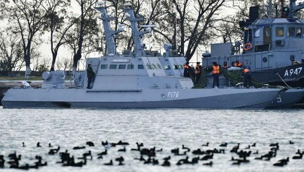 Tòa quốc tế yêu cầu Nga thả thủy thủ và tàu Ukraine