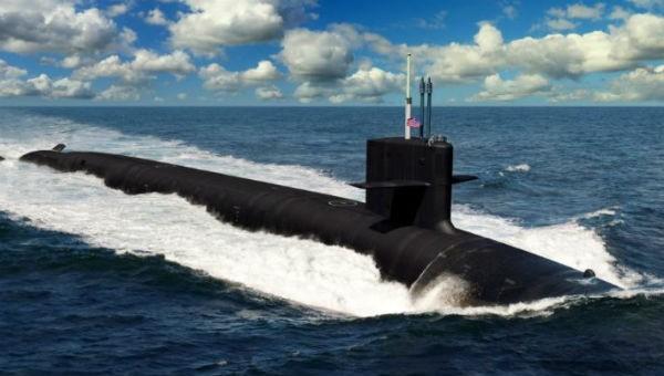 Mỹ khởi động chế tạo thế hệ tàu ngầm tên lửa đạn đạo mới
