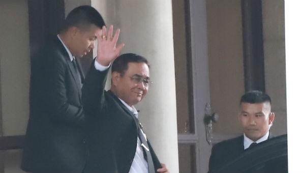 Tướng Prayut Chan-o-cha tái đắc cử Thủ tướng Thái Lan