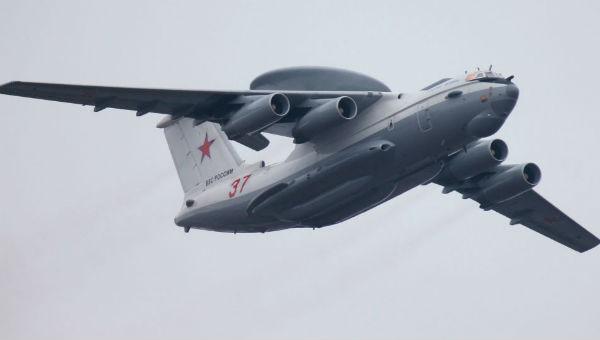 "NATO tập trận, Nga triển khai ""radar bay"" A-50 theo sát"