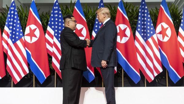 Triều Tiên dọa biến thỏa thuận tại thượng đỉnh lịch sử với Mỹ thành 'tờ giấy trắng'