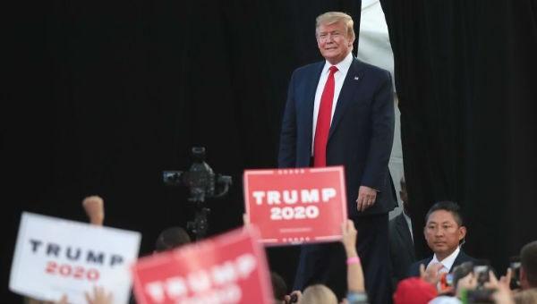 Tổng thống Trump bắt đầu chiến dịch vận động tái tranh cử tổng thống năm 2020