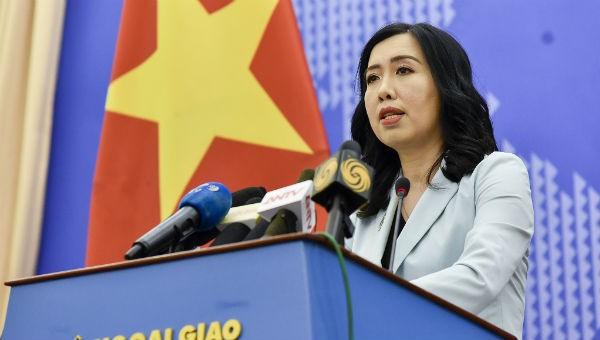 Phản đối tàu Trung Quốc khống chế, tịch thu ngư cụ và tài sản của ngư dân Việt Nam