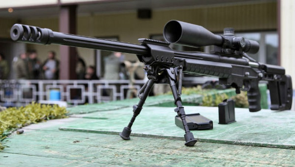 Công ty Nga chế tạo vũ khí bắn tỉa mới cực kỳ ưu việt