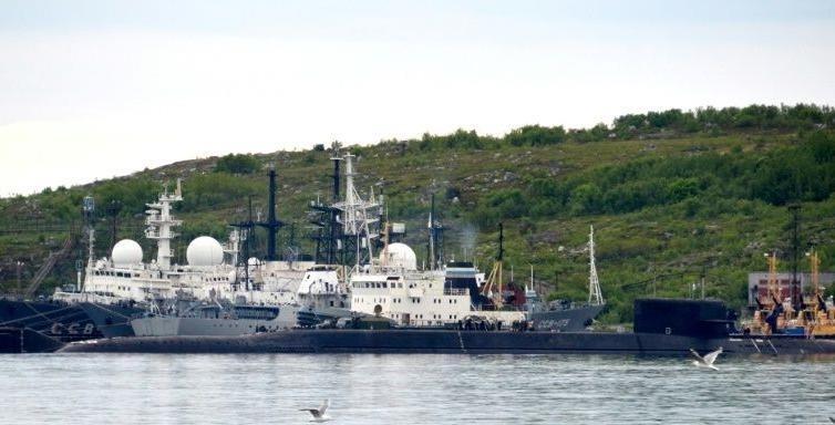 Tàu ngầm Nga vừa gặp hỏa hoạn mang bí mật lớn?