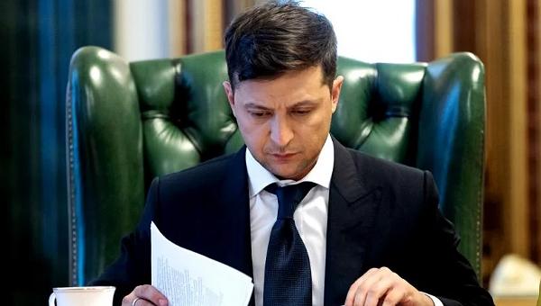 Tổng thống Ukraine bổ nhiệm nhân sự gây bất ngờ sau khi sa thải 22 quan chức