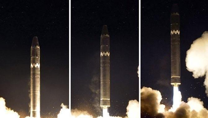 Mỹ lần đầu thừa nhận sức mạnh 'khủng' của tên lửa Triều Tiên
