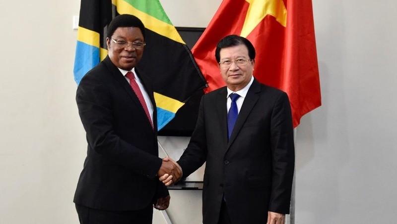 Tạo động lực đưa quan hệ hữu nghị Việt Nam - Tanzania bước vào giai đoạn phát triển mới