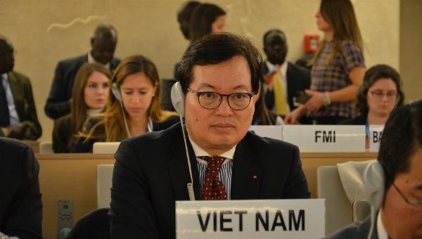 Hội đồng nhân quyền thông qua Nghị quyết về Biến đổi khí hậu và quyền con người