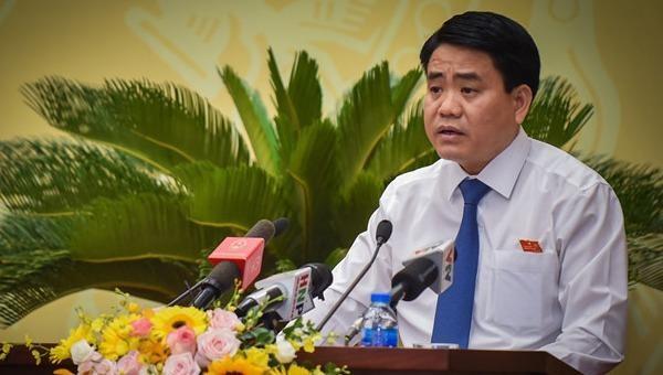 Chủ tịch Hà Nội yêu cầu các đơn vị xử lý việc Thủ đô 'ngập rác'