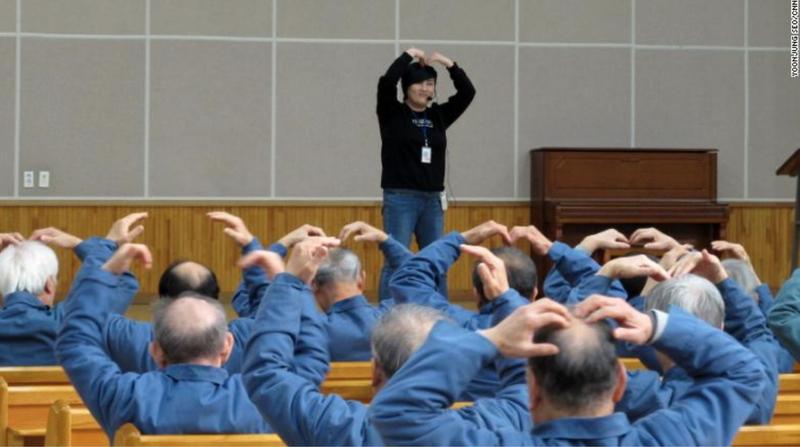 Làn sóng 'tội phạm tóc bạc' ở Hàn Quốc