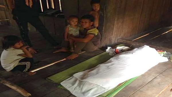 Đi tìm mẹ khi ngủ dậy, bé trai 4 tuổi đuối nước thương tâm
