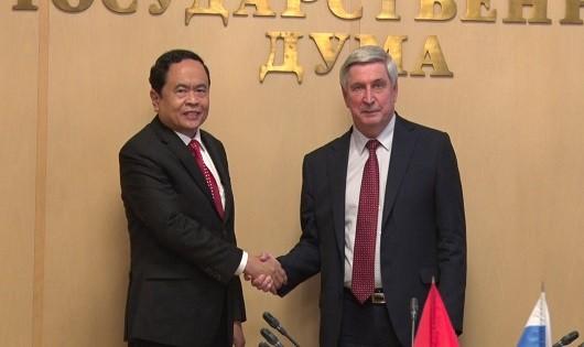 Việt Nam- Liên bang Nga: Thúc đẩy hợp tác hiệu quả trên mọi lĩnh vực