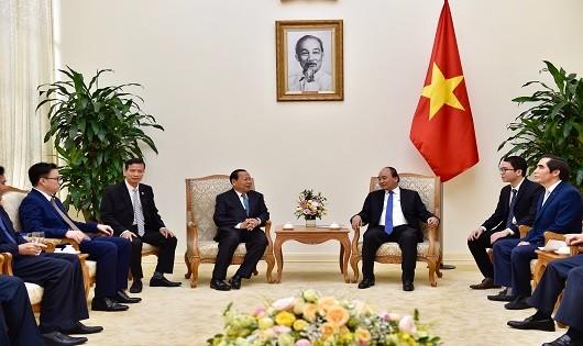 """Sớm xây dựng """"Quy hoạch tổng thể về kết nối hai nền kinh tế Việt Nam - Campuchia đến năm 2030"""""""