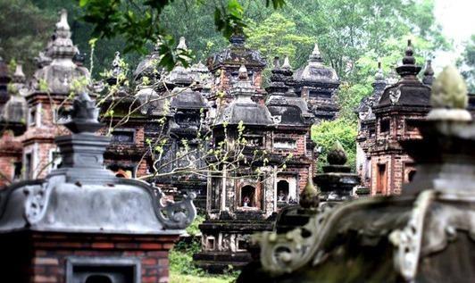 Nhiều cổ vật chùa Bổ Đà bị mất cắp