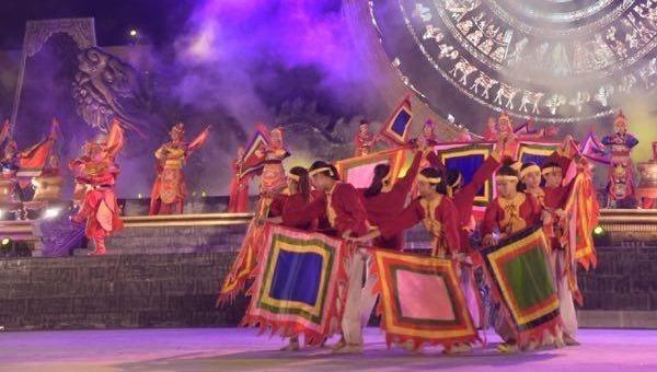 Lắng đọng, ấn tượng chương trình nghệ thuật kỷ niệm 990 năm Thanh Hóa