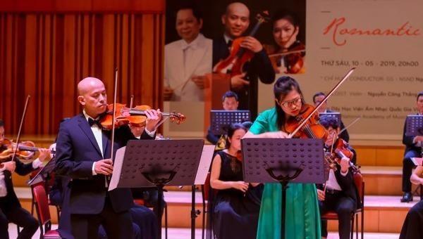 'Romantic concert Vol.2' - cuộc chơi âm nhạc đỉnh cao