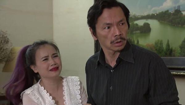 'Bố Sơn' trong 'Về nhà đi con' khen 'cô Xuyến' rất đáng yêu