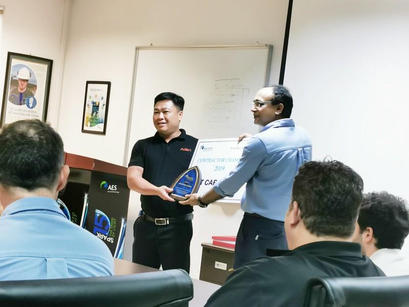 """ADEN Việt Nam được vinh danh giải thưởng """"Nhà thầu an toàn của năm"""""""