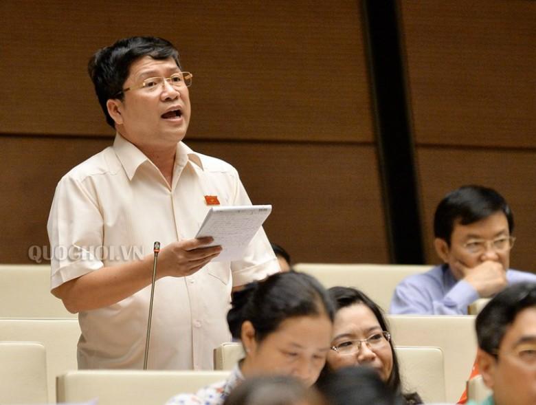 Đại biểu Quốc hội lại đề nghị sáp nhập địa giới tỉnh, thành phố